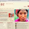 a&e Erlebnisreisen Webseite