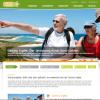 Pures Reisen Webseite Reise