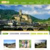 Pures Reisen Webseite Startseite