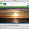 Vista Verde Azores Webseite Startseite
