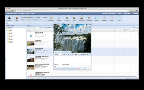 Dokumenten- und -Dateiverwaltung Übersicht